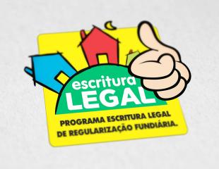 Logo Escritura Legal