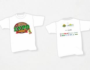 Camisa Expo Teixeira 2014